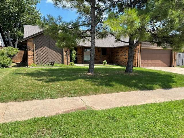 1316 Silver Ash Street, Moore, OK 73160 (MLS #968507) :: Homestead & Co