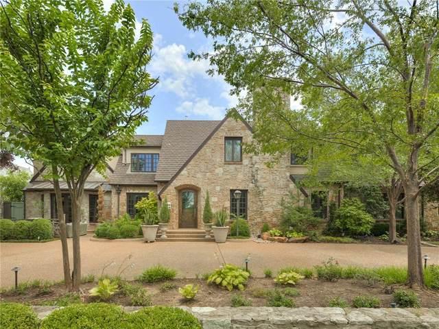 6638 Avondale Drive, Nichols Hills, OK 73116 (MLS #968515) :: Homestead & Co