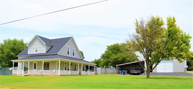 501 8th Street, Bessie, OK 73622 (MLS #968518) :: The UB Home Team at Whittington Realty