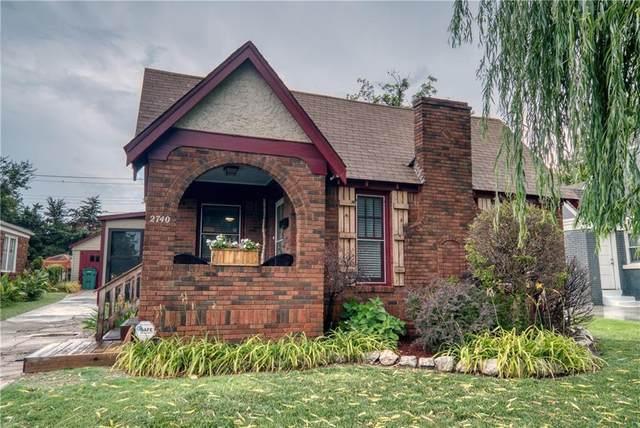 2740 NW 22nd Street, Oklahoma City, OK 73107 (MLS #968524) :: Homestead & Co