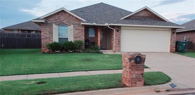 1541 NW 125th Street, Oklahoma City, OK 73120 (MLS #968534) :: Homestead & Co