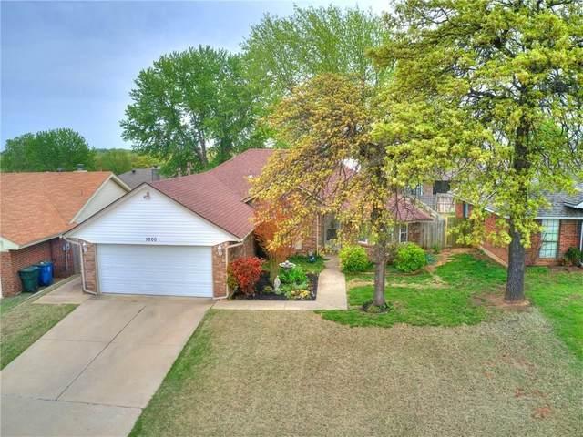 1300 Nottoway Drive, Midwest City, OK 73130 (MLS #968568) :: Meraki Real Estate