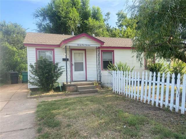 2413 SW 46th Street, Oklahoma City, OK 73119 (MLS #968593) :: Homestead & Co