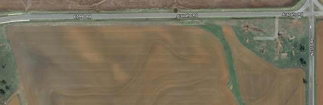 23060 E 990 Road, Clinton, OK 73045 (MLS #968633) :: Erhardt Group