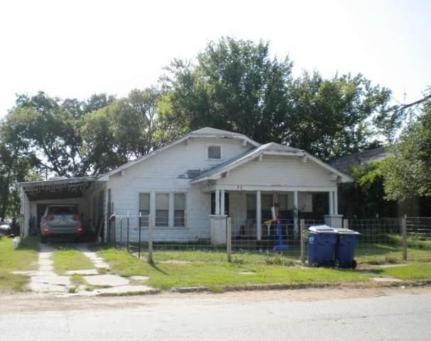 37 N University Street, Seminole, OK 74868 (MLS #968635) :: KG Realty