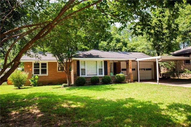 1120 Caddell Lane, Norman, OK 73069 (MLS #968645) :: ClearPoint Realty