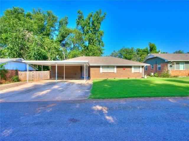 1205 N Walker Drive, Guthrie, OK 73044 (MLS #968663) :: Keller Williams Realty Elite