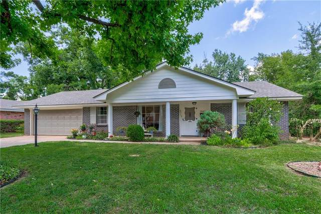 2641 Brentwood Drive, Norman, OK 73069 (MLS #968671) :: Homestead & Co