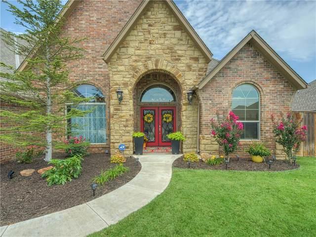 5409 NW 117 Terrace, Oklahoma City, OK 73162 (MLS #968679) :: Homestead & Co