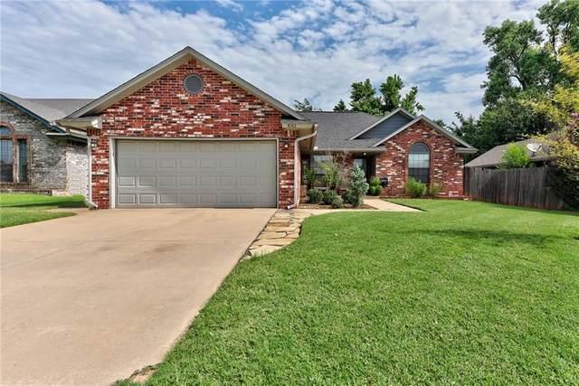 1013 Northridge Road, Moore, OK 73160 (MLS #968716) :: Homestead & Co