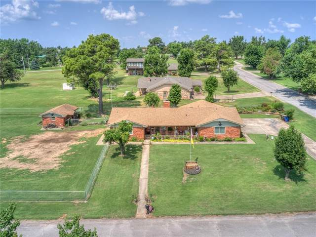 1806 Opal Drive, Chickasha, OK 73018 (MLS #968721) :: Maven Real Estate
