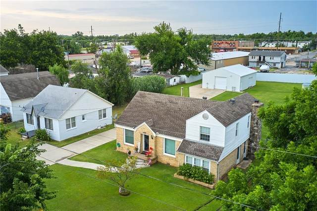 6409 NW 9 Street, Oklahoma City, OK 73127 (MLS #968725) :: Homestead & Co