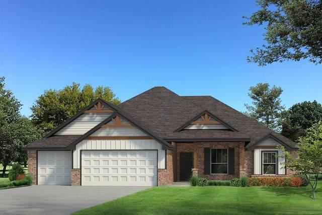 8100 Poplar Drive, Edmond, OK 73034 (MLS #968733) :: Homestead & Co