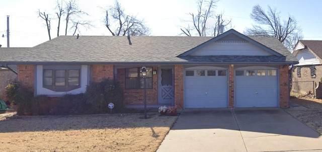 2924 SW 63rd Street, Oklahoma City, OK 73159 (MLS #968734) :: Homestead & Co