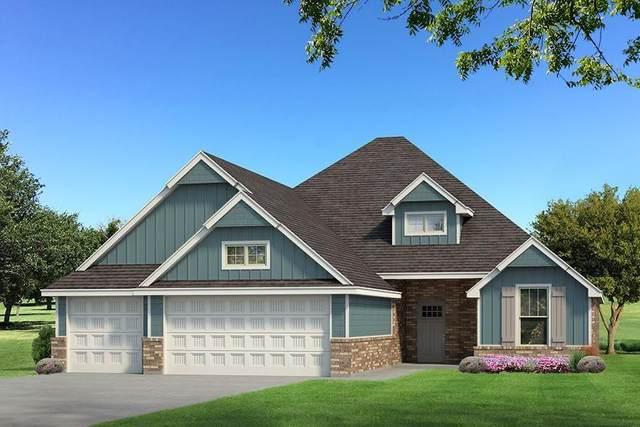 2833 Clover Field Drive, Edmond, OK 73034 (MLS #968740) :: Homestead & Co