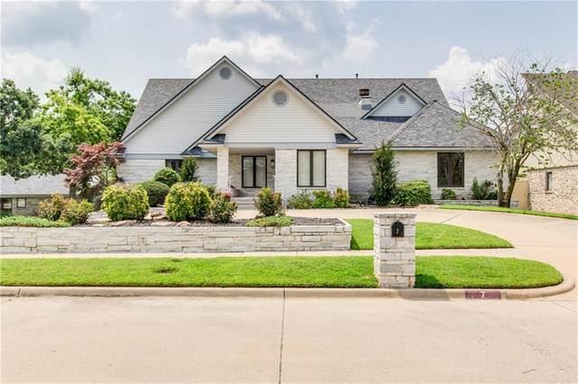 7 Rustic Hills Street, Norman, OK 73072 (MLS #968748) :: KG Realty