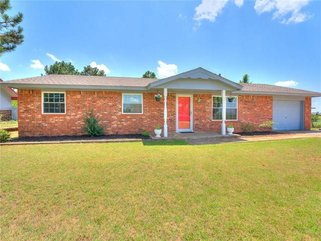 1126 NW Tyler Avenue, Piedmont, OK 73078 (MLS #968749) :: Keller Williams Realty Elite