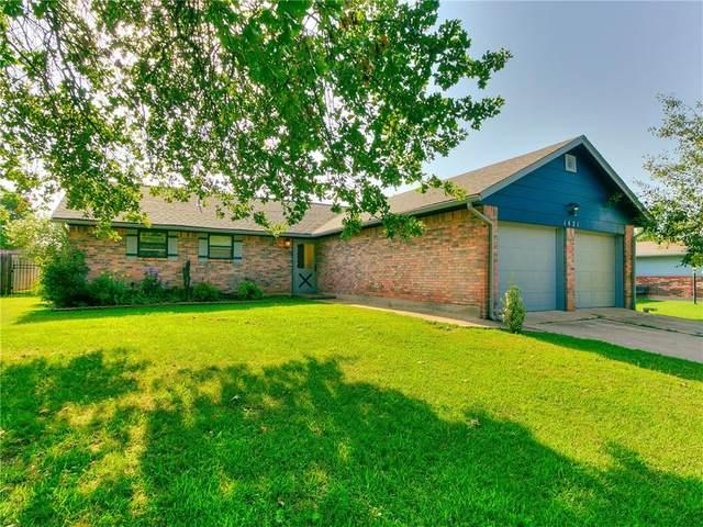 1421 N Indian Meridian, Choctaw, OK 73020 (MLS #968757) :: Homestead & Co