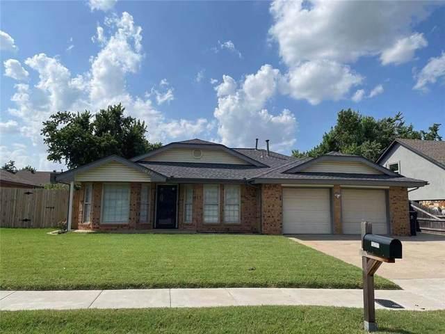 10201 Cecilia Drive, Oklahoma City, OK 73162 (MLS #968763) :: Homestead & Co