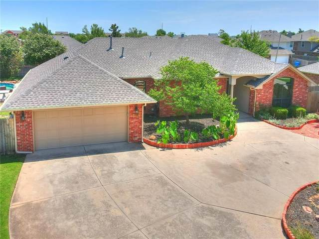 2825 Victoria Drive, Norman, OK 73072 (MLS #968766) :: ClearPoint Realty