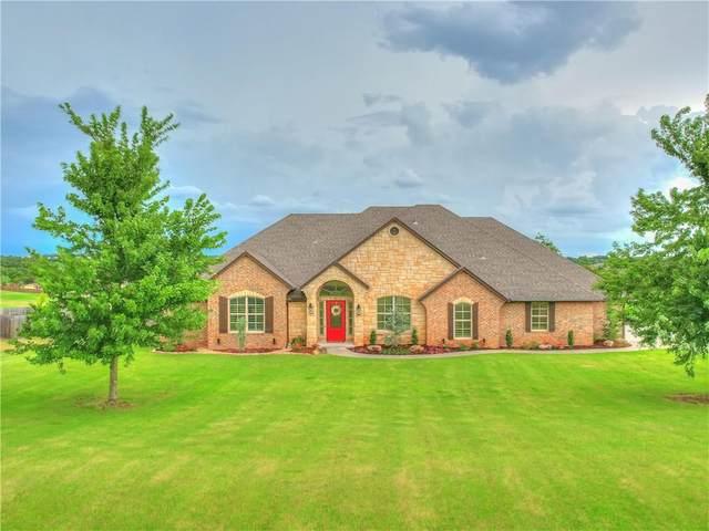 7740 Jesse Trail, Oklahoma City, OK 73150 (MLS #968773) :: Homestead & Co