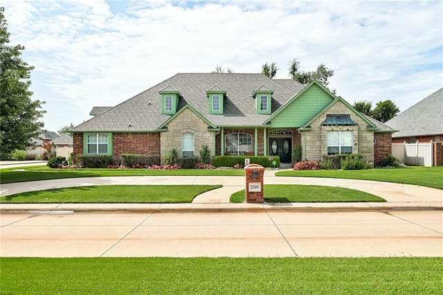 2200 Avian Way, Oklahoma City, OK 73170 (MLS #968796) :: Homestead & Co