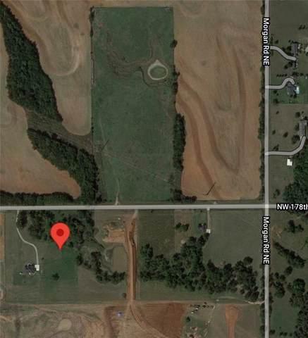 Edmond Rd Ne, Piedmont, OK 73078 (MLS #968798) :: Maven Real Estate