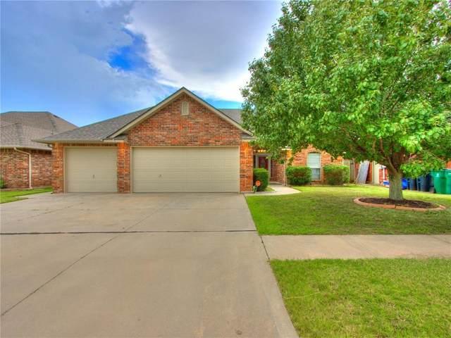 612 SW 160th Street, Oklahoma City, OK 73170 (MLS #968832) :: Homestead & Co