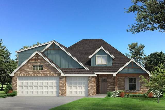 1605 NE 35th Street, Moore, OK 73160 (MLS #968840) :: The UB Home Team at Whittington Realty