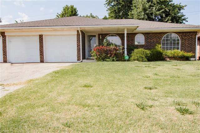 629 NW 18th Street, Moore, OK 73160 (MLS #968844) :: Sold by Shanna- 525 Realty Group