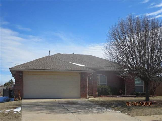 8000 Azurewood Drive, Oklahoma City, OK 73135 (MLS #968845) :: Maven Real Estate