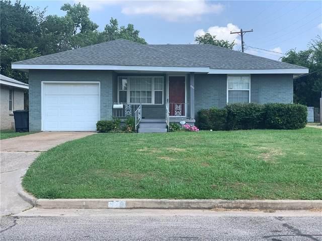 520 W Kirk Street, Shawnee, OK 74801 (MLS #968878) :: Meraki Real Estate