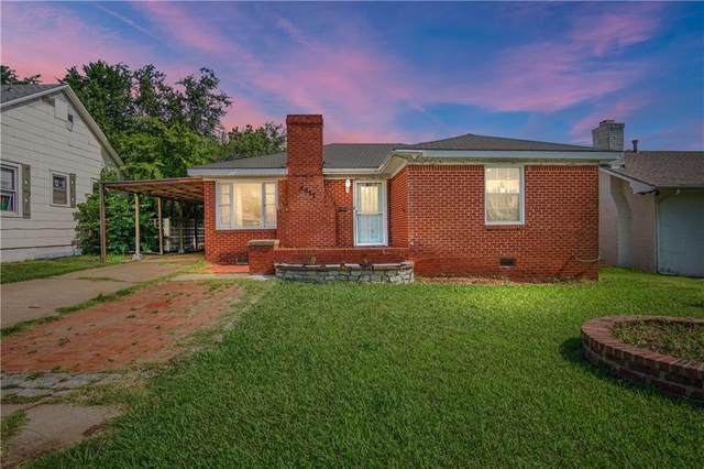 2027 NW 33rd Street, Oklahoma City, OK 73118 (MLS #968923) :: Homestead & Co