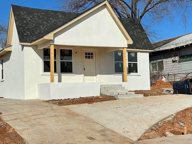 1411 NE Euclid Street, Oklahoma City, OK 73117 (MLS #968944) :: Homestead & Co