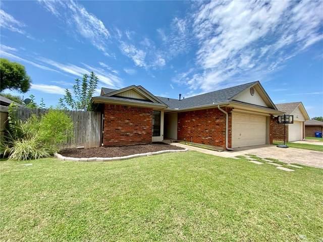 1181 N Blue Ridge Drive, Purcell, OK 73080 (MLS #968973) :: Erhardt Group