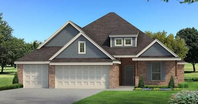 2832 Clover Field Drive, Edmond, OK 73034 (MLS #968979) :: Erhardt Group