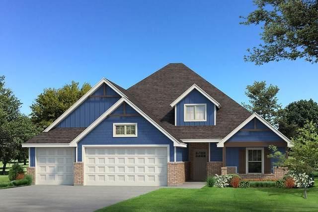 2841 Oak Hill Drive, Edmond, OK 73034 (MLS #968999) :: Erhardt Group