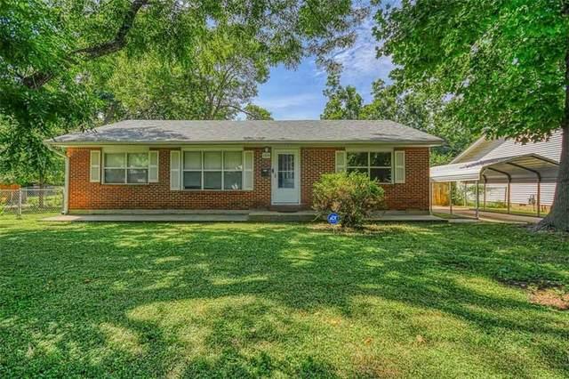 1104 W Apache Street, Norman, OK 73069 (MLS #969015) :: Meraki Real Estate