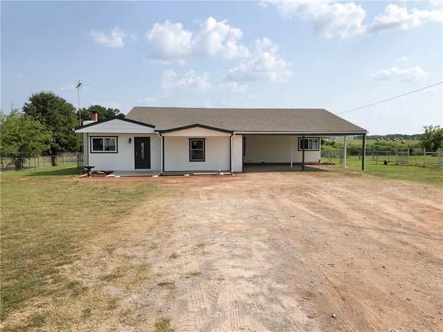 40609 Benson Park Road, Shawnee, OK 74801 (MLS #969023) :: Erhardt Group