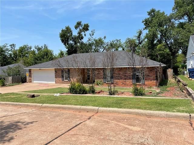1215 Pin Oak Drive, Guthrie, OK 73044 (MLS #969028) :: Keller Williams Realty Elite