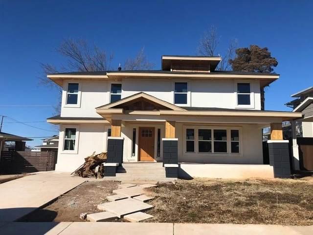 213 NE 14th Street, Oklahoma City, OK 73104 (MLS #969029) :: Meraki Real Estate