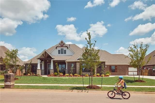 4221 Moorgate Drive, Norman, OK 73069 (MLS #969041) :: ClearPoint Realty
