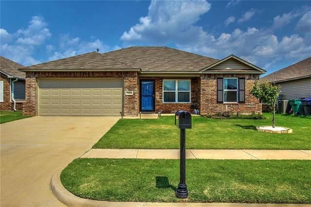 7608 Lipizzan Road, Oklahoma City, OK 73132 (MLS #969050) :: Keller Williams Realty Elite