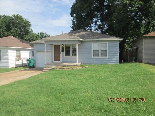 511 W Adams Street, Purcell, OK 73080 (MLS #969056) :: Meraki Real Estate