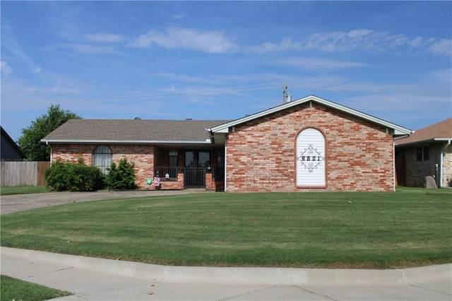 9601 S Blackwelder Avenue, Oklahoma City, OK 73139 (MLS #969063) :: ClearPoint Realty