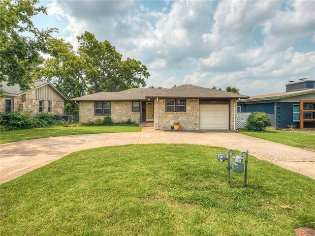 1734 NW 63rd Street, Nichols Hills, OK 73116 (MLS #969070) :: Sold by Shanna- 525 Realty Group