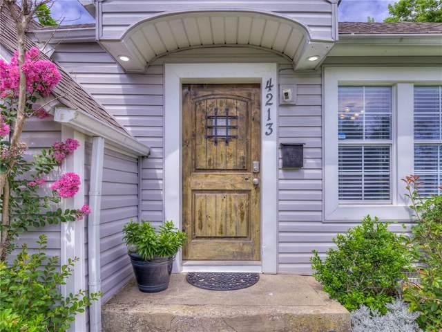 4213 N Redmond Avenue, Bethany, OK 73008 (MLS #969098) :: Keller Williams Realty Elite