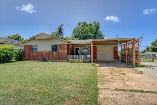 1949 Rulane Drive, Midwest City, OK 73110 (MLS #969122) :: Meraki Real Estate