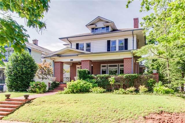 530 NW 19th Street, Oklahoma City, OK 73103 (MLS #969126) :: Homestead & Co
