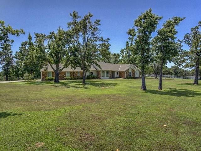 11408 Burning Oaks Road, Oklahoma City, OK 73150 (MLS #969141) :: Erhardt Group